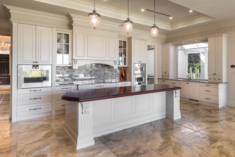 Heritage Kitchen - Walls Bros. Designer Kitchens